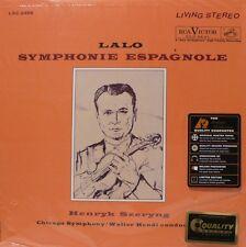 "LALO - ""SYMPHONIE ESPAGNOLE"" - ANALOGUE PRODUCTIONS -AS-2456 - SZERYNG -200G"