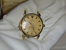Omega Seamaster SOILD 18K YELLOW  Gold VINAGE SWISS MADE AUTOMATIC RARE FIND