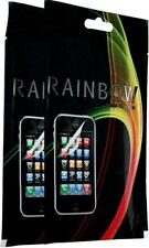 Combo of 2pcs Rainbow Screen Guard Screen Protector For Nokia Asha 200