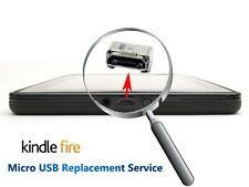 Amazon Kindle Fire Micro USB Charging Sync Power Port Repair Replacement Service