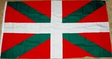 3X5 BASQUE COUNTRY FLAG SPAIN SPANISH LANDS PAIS VASCO BANDERA NEW BANNER F40