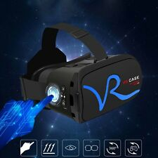 All-in-one HD 1080P Smart  3D Virtual Reality VR Bluetooth Glasses Headset 01