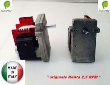 Motoriduttore stufa pellet RPM 2,5 maschio marca KENTA K911 5101 carico pellet