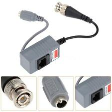 New CCTV Camera UTP RJ45 Video Power Balun Transceiver Cable BNC CAT5/5E/6 DR7M