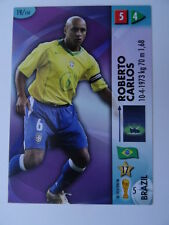 Panini FIFA World CUP 2006 GOAAAL! Football Card No 19 - Roberto Carlos - Brazil