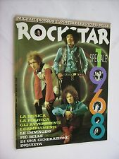 ROCKSTAR SPECIALE 1968 - EXCELLENT CONDITION - WITH POSTER MICHAEL JACKSON