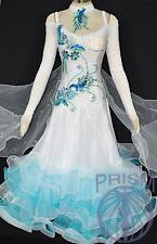 BALLROOM .STANDARD. SMOOTH DANCE COMPETITION DRESS SIZE S M L B2939