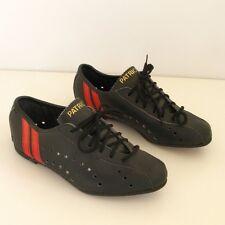 Ancienne Paire de chaussures cycliste - Patrick - Taille 4 - 37 - Cuir neuves