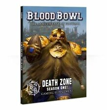 DEATH ZONE SEASON ONE - BLOOD BOWL - GAMES WORKSHOP - SOFTBACK