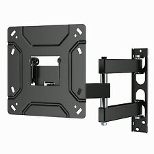 TV Wall Bracket Corner Mount Tilt Swivel for LCD LED Plasma 17 23 24 26 27 32 37