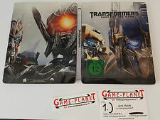 Transformers 3 Dark of the moon limitiert Filme Blue Steelbox game-planet-shop