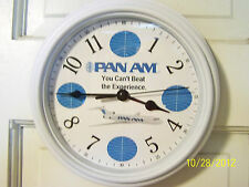 PAN AM AIRLINES BOEING 727-200 CLOCK  B727  NATIONAL AIRLINES