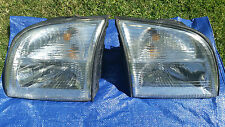 2003 MERCURY MOUNTAINEER FRONT LIGHT SET~REDUCED~