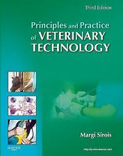 Principles and Practice of Veterinary Technology, 3e, Sirois EdD  MS  RVT  LAT,