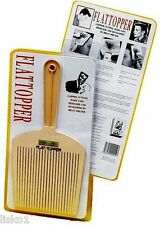 FLATTOPPER COMB, FLAT TOP HAIRSTYLES CLIPPER COMB