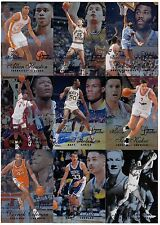 14 Different 2012-13 Upper Deck Fleer Retro Basketball Flair Legacy 1 /150 Lot