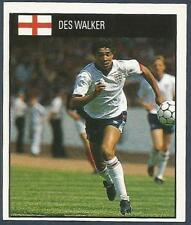 ORBIS 1990 WORLD CUP COLLECTION-#046-ENGLAND-DES WALKER