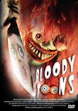 BLOODY TOONS - DVD UNCUT MOVIES - HORREUR - GORE