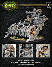 Farrow Battle Hordes Minions Meat Thresher Farrow Battle Engine Used Out of Box