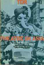 TDR NYU The Drama Review Magazine Spring 1971 massive Theatre in Asia issue!