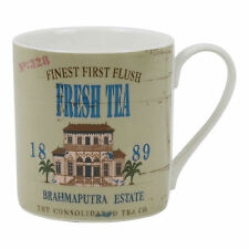 NICE CUP OF FRESH TEA MUG PORCELAIN COFFEE CUP NOVELTY GIFT BREW MARTIN WISCOMBE