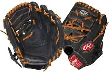 "Rawlings PPR1175 11.75"" Premium Pro Baseball Glove With 2-Piece Solid Web New!"