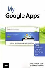 My Google Apps, Gunter, Sherry Kinkoph, Rutledge, Patrice-Anne, Good Book