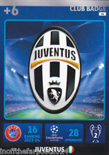 2014/15 Adrenalyn XL Champions League JUVENTUS Card No.16