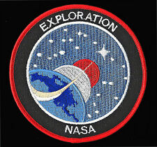 ORIGINAL NASA - EXPLORATION - Vision for SPACE -  AB Emblem PATCH - MINT**