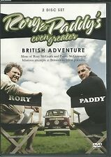 RORY & PADDY'S EVEN GREATER BRITISH ADVENTURE - 2 DVD BOX SET