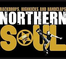 NORTHERN SOUL BACKDROPS, HIGHKICKS AND HANDCLAPS New & Sealed 2x CD Union Square