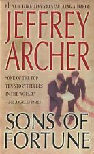 Sons of Fortune by Jeffrey Archer (2003, Paperback) DD54