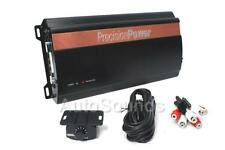 Precision Power i640.5 Compact 5-Channel Car Motorcycle Audio Amplifier 640 Watt