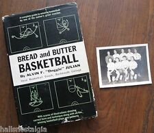 Yard Office Girl's Basketball Team Photo + 1960 Book (Bread & Butter Basketball)