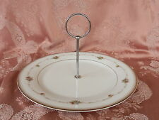 NORITAKE  JOANNE   Single   CAKE PLATE       # 6466