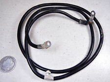84 HONDA ATC200ES BIG RED STARTER STARTING MOTOR POWER WIRE CABLE LEAD