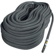 Singing Rock Black NFPA Route 44 Static Rope 10.5MM 200' - Rescue Operations