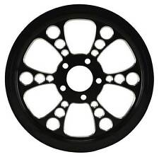 "Ultima Black Cut Kool Kat Pulley 1-1/8"" Wide, 65 Tooth 99'- Earlier & 00'- Later"