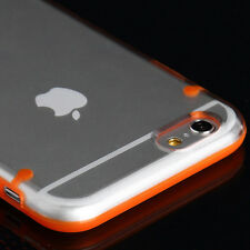 TPU Rubber Gel Ultra Thin Case Cover Transparent Clear For Apple iPhone 6 (4.7)