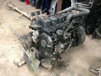 Leyland Daf 45 94 model cummins 6 cylinder turbo engine