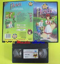 film VHS HEIDI cartone 1995 STARDUST S 12159 50 minuti (F74) no dvd