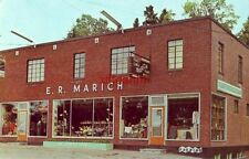 MARICH'S COUNTRY STORE BRISTOL, NEW BRUNSWICK, CANADA Mary & Sidney Finlay, prop