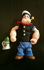 POPEYE THE SAILOR MAN FIGURE MEZCO TOYS 11' Inch Figure Limited Mint Rare