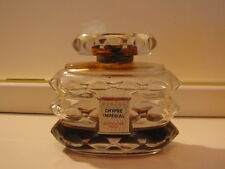 Vintage Chypre Imperial Bienaime Perfume Bottle Two Original Boxes France Paris