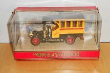 "Matchbox MODELS OF YESTERYEAR Y44-1.1 1910 RENAULT BUS ""VINCENT FONTAINE"""
