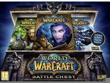 World Of Warcraft Battle Chest Novo Lacrado EM PORTUGUES DO BRASIL