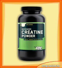 Optimum Nutrition Micronized Creatine Powder 300g Worldwide Shipping