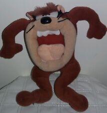 Peluche taz mania devil of tazmania looney tunes originale 20cm. plush soft toys