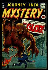 Marvel Comics Journey Into MYSTERY #72 1st Appearance The Glob VG/FN 5.0
