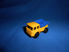 DUMP TRUCK Dumper Tipper Lorry w/FLYWHEEL Friction MOTOR Plastic Kinder Surprise